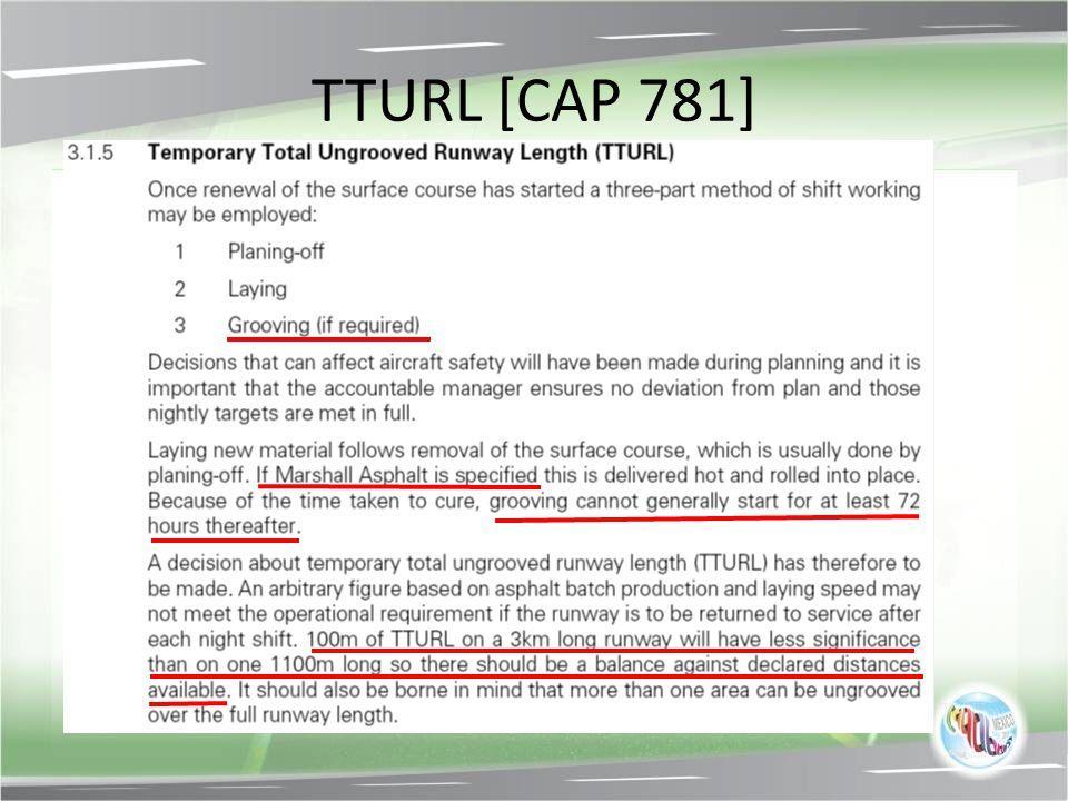 TTURL [CAP 781]
